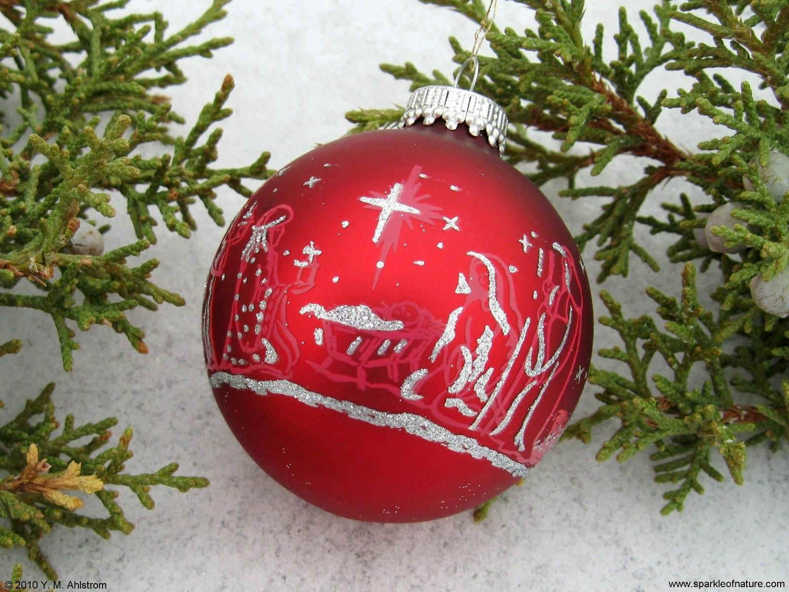 9126 red nativity ball 1600x1200.jpg (291108 bytes)