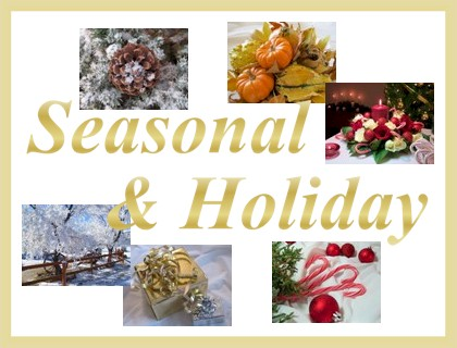 Seasonal & Holidays Category